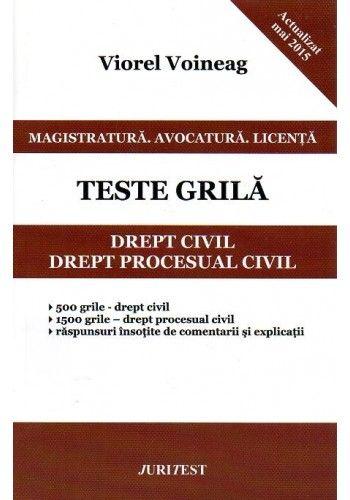 TESTE GRILA VOINEAG 2015 REDUCERE 20% aici: http://www.librarie.co/teste-grila-viorel-voineag-2015