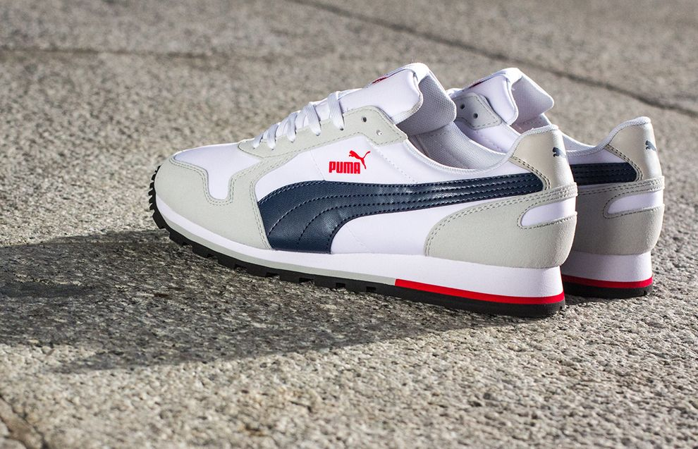 puma sneaker st runner