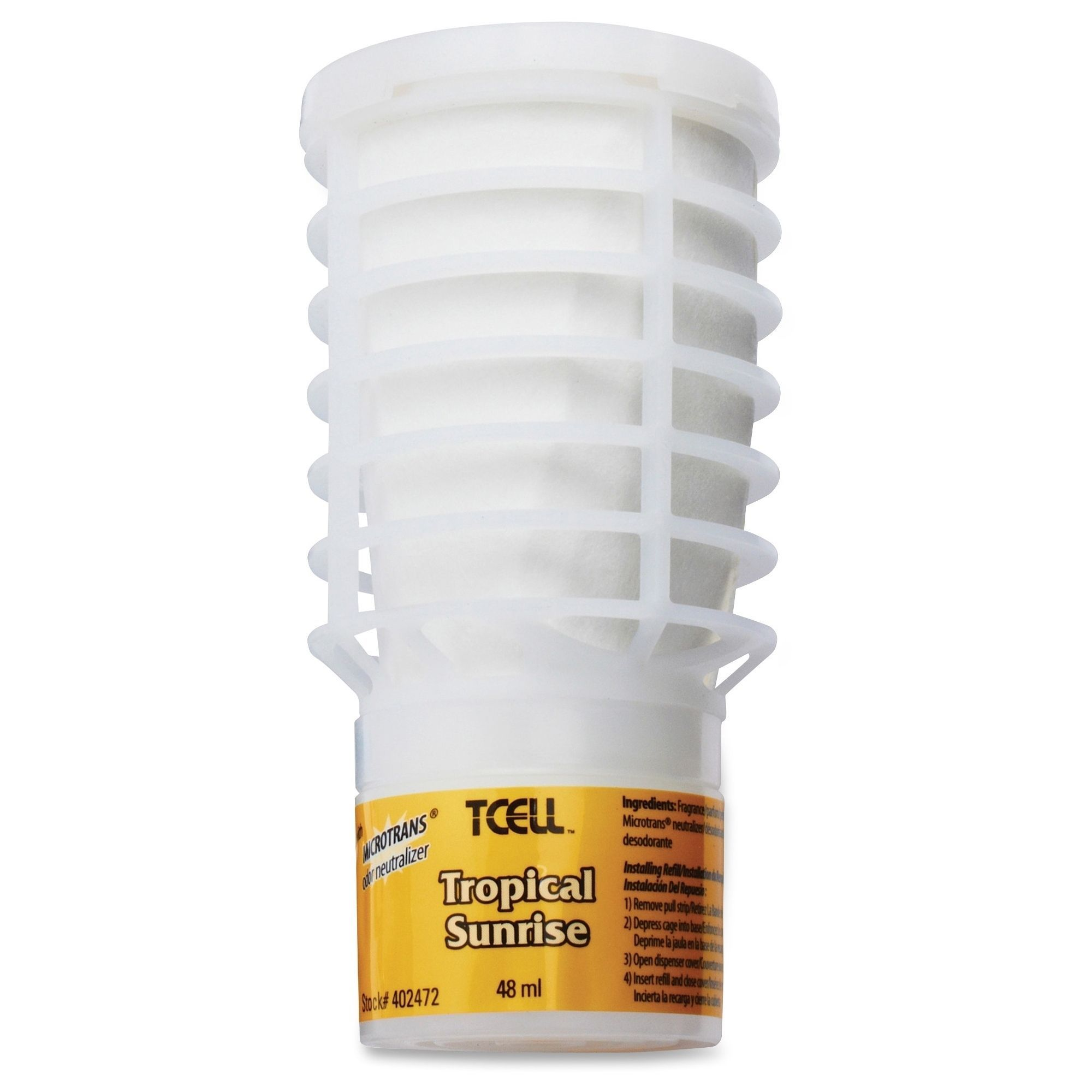 Rubbermaid Commercial TCell Dispenser Fragrance Refill -