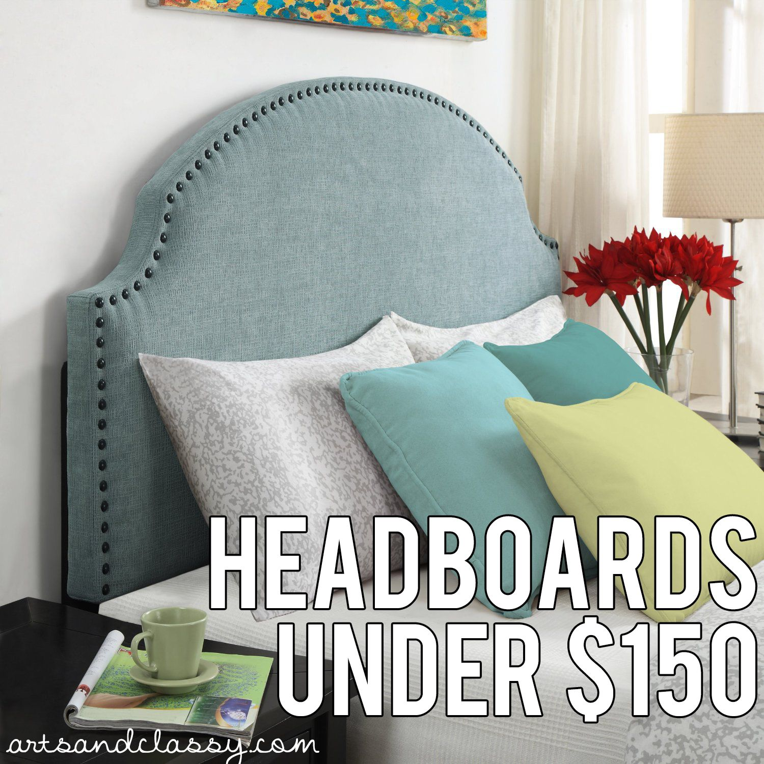 Bedroom Ideas Headboards Under $150