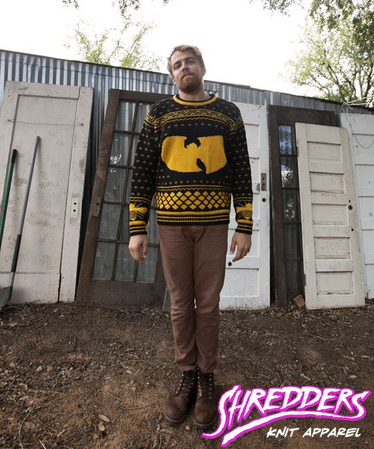 This is a medium sweater  Model is 6'1