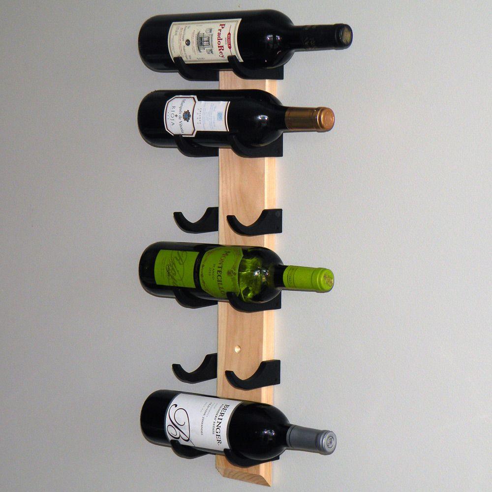 Exibit6 wood wine rack wine rack modern wine rack