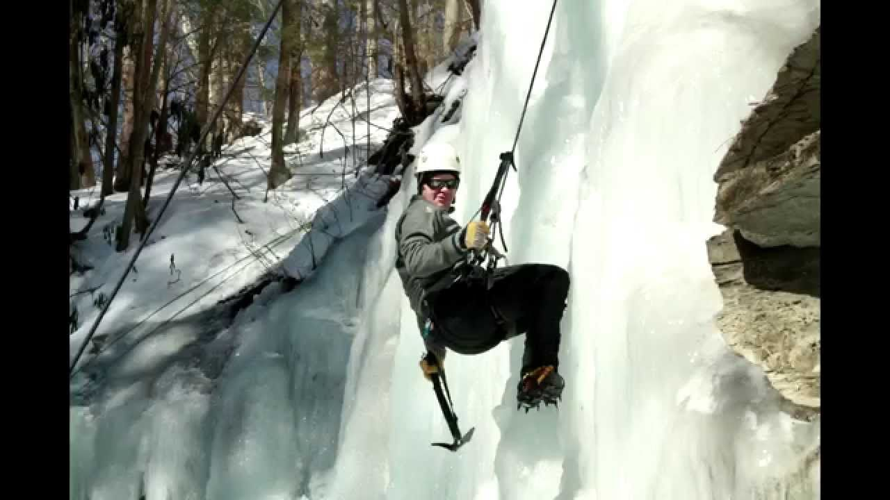 Ode to Kyle and Ryan (and Their Ice Climbing Adventure)