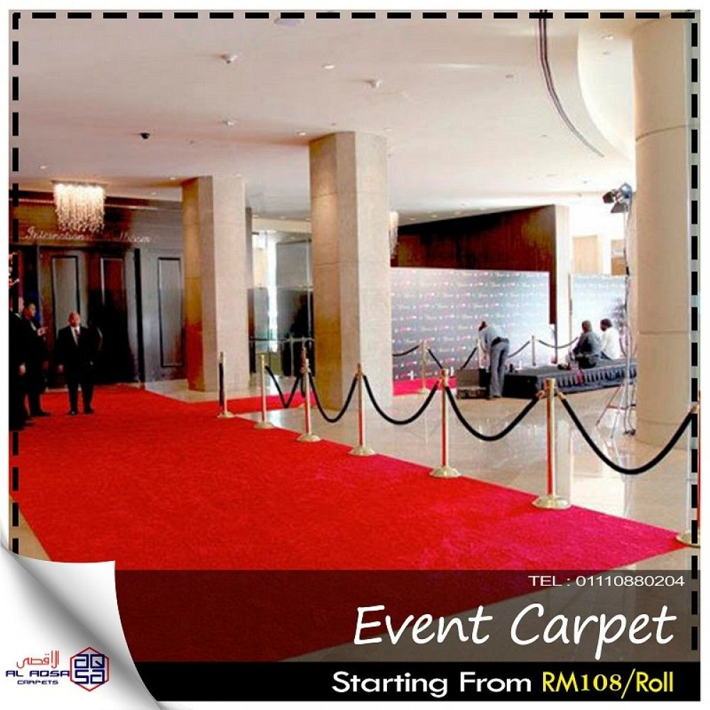 Alaqsa Event Carpet Roll Carpet Malaysia Karpet Malaysia Prices From Only Rm108 Attention To All My Fellow C Event Carpets Stair Runner Carpet Carpet Runner