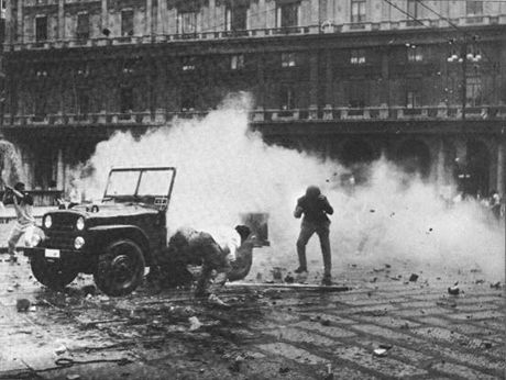 Scontri Genova 1960