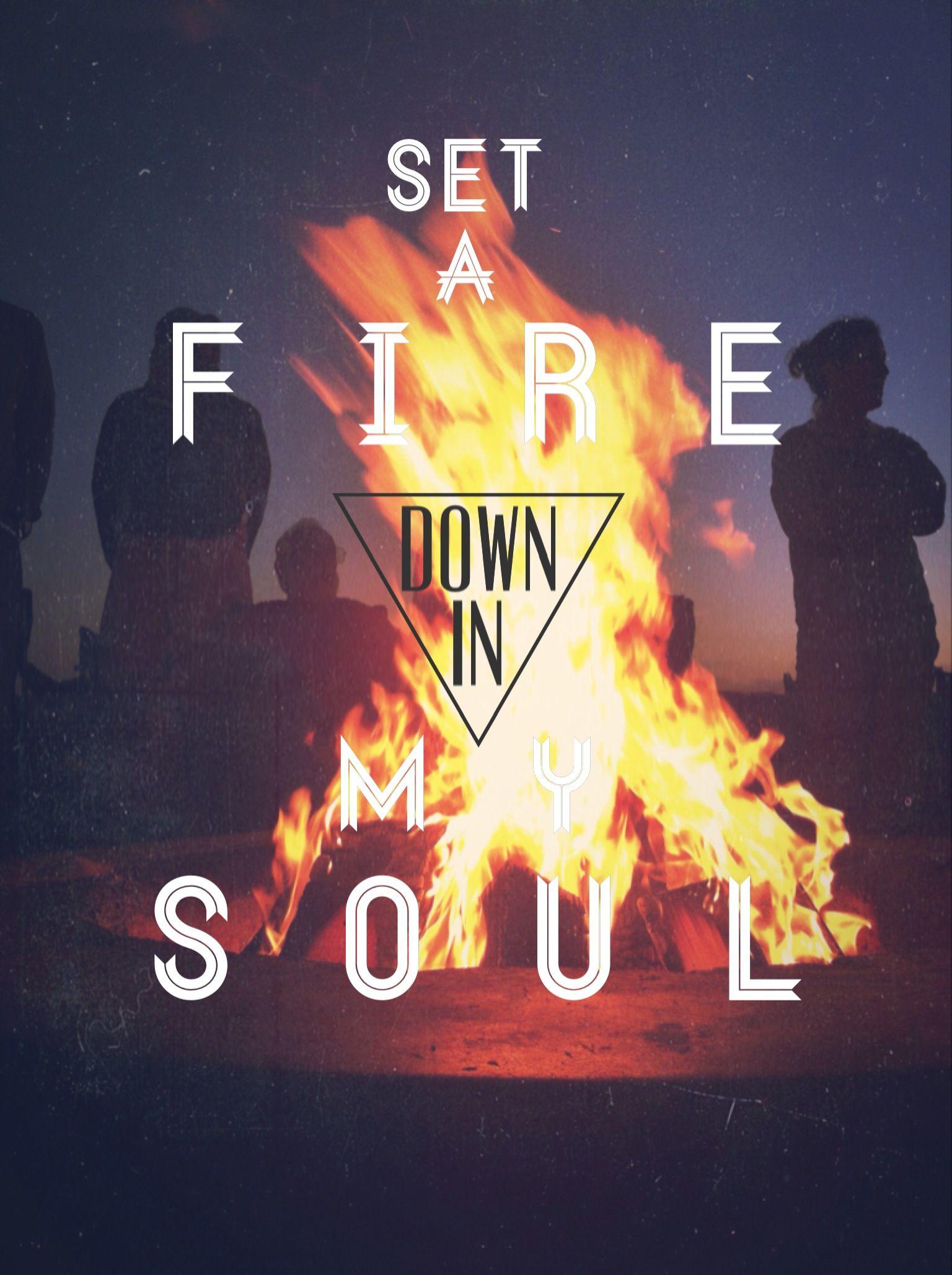 Set A fire | united pursuit | California beaches | bonfire