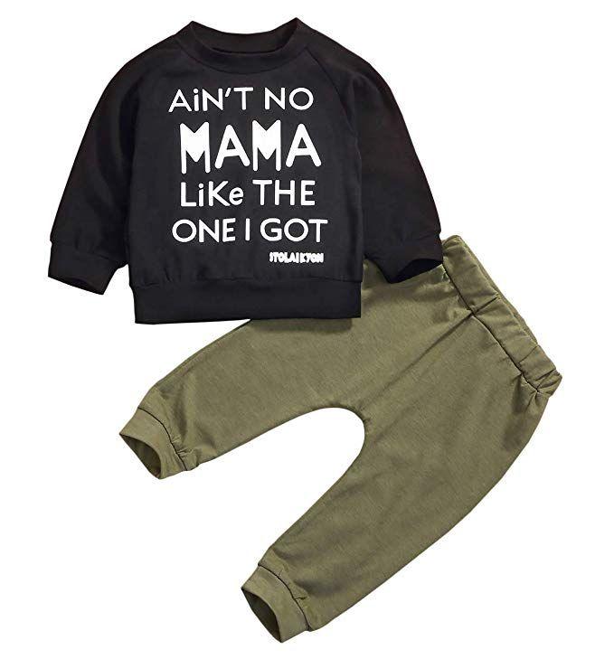 Poodle Mom Unisex Solid Baby Short Sleeve Romper Bodysuit Tops 0-24 Months
