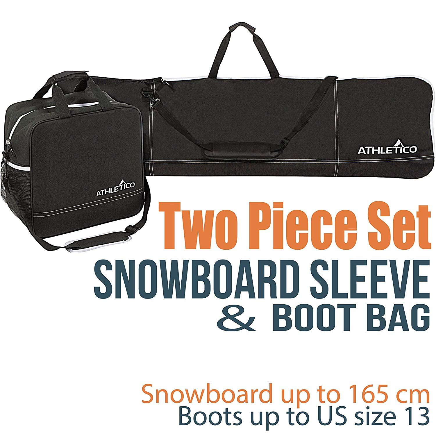 21 Fabulous Gifts For Skiers And Snowboarders In 2020 Snowboard Bag Snowboard Ski Boot Bags