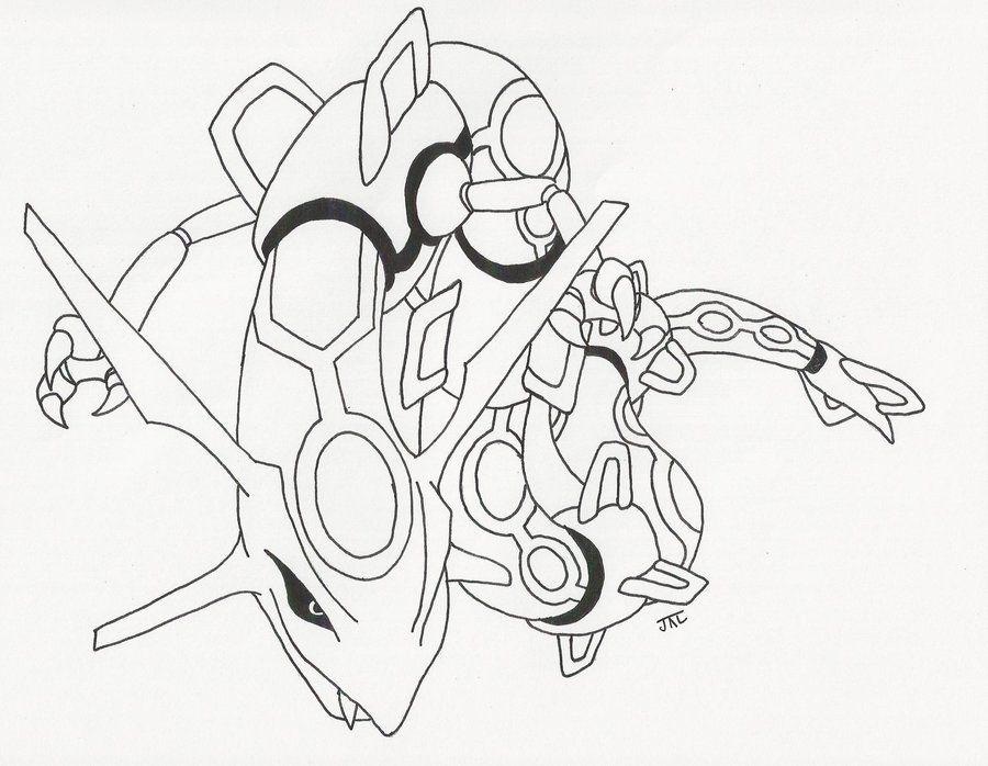 Rayquaza Line Art By Neodragonarts On Deviantart Pokemon Coloring Pages Pokemon Coloring Pokemon Rayquaza