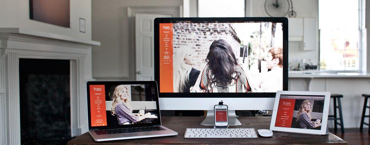 Cobble Hill A Creative Agency And Design Studio In Charleston Sc Web Design Marketing Interactive Design Web App Design