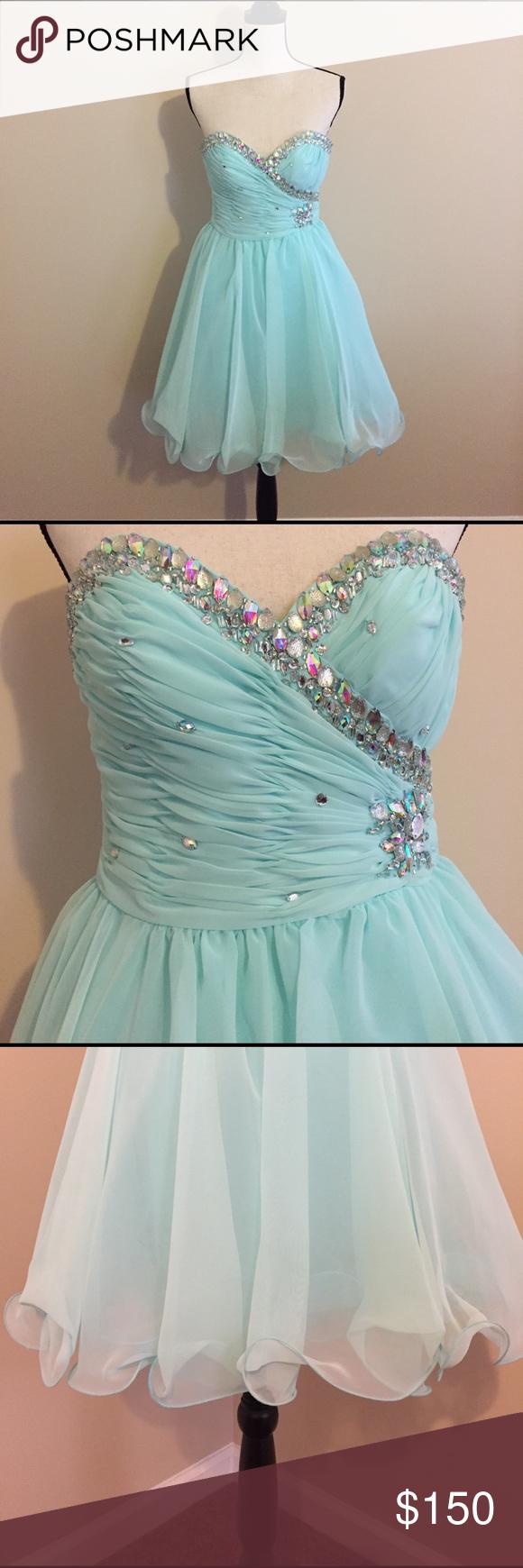Home coming dress sz prom dress homecoming dress beautiful mori