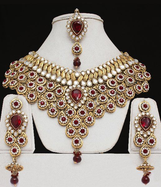 Awesome Indian Jewellery Bridal 2012