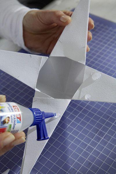 DIY Academy: Winterliche Papiersterne