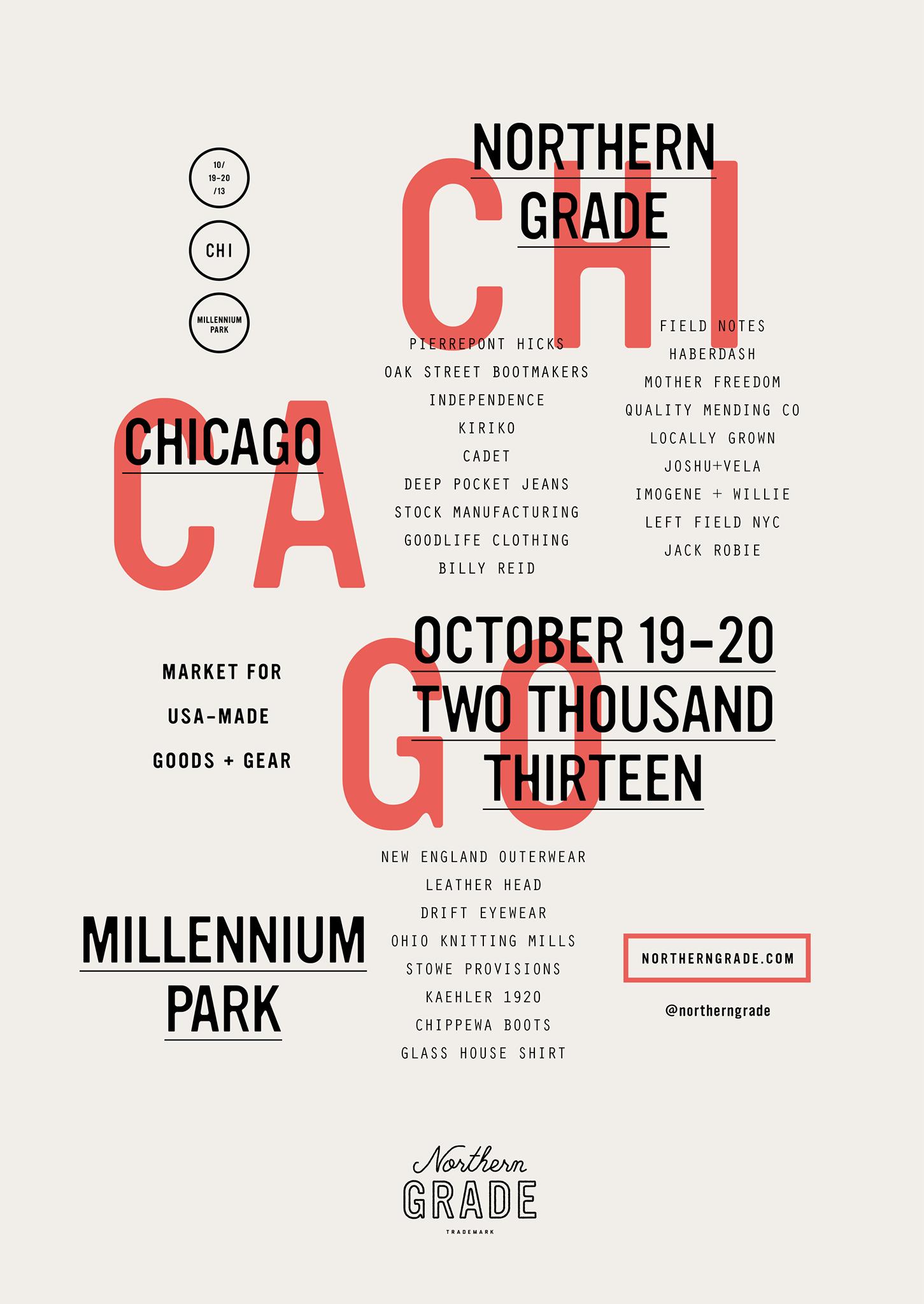 Northern Grade Chicago