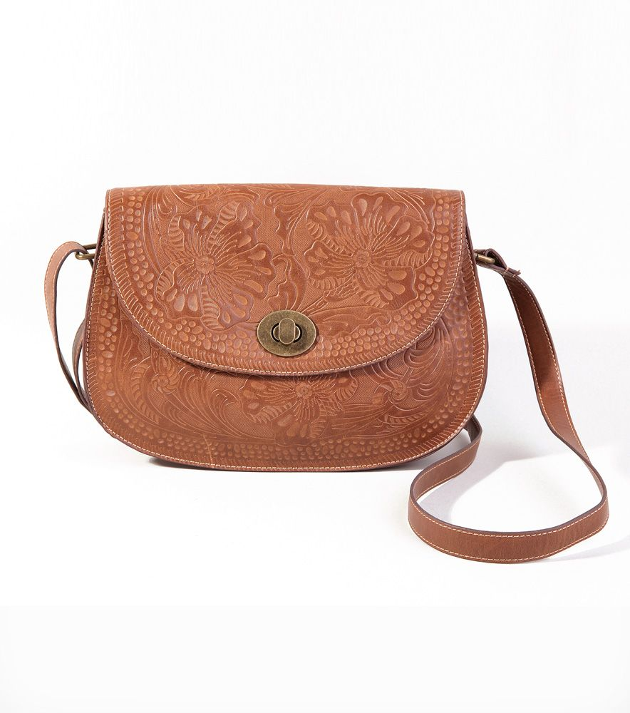 79c076ae5 Bolso mujer símil piel con grabado Moda Mujer 17 Venca | Leather ...