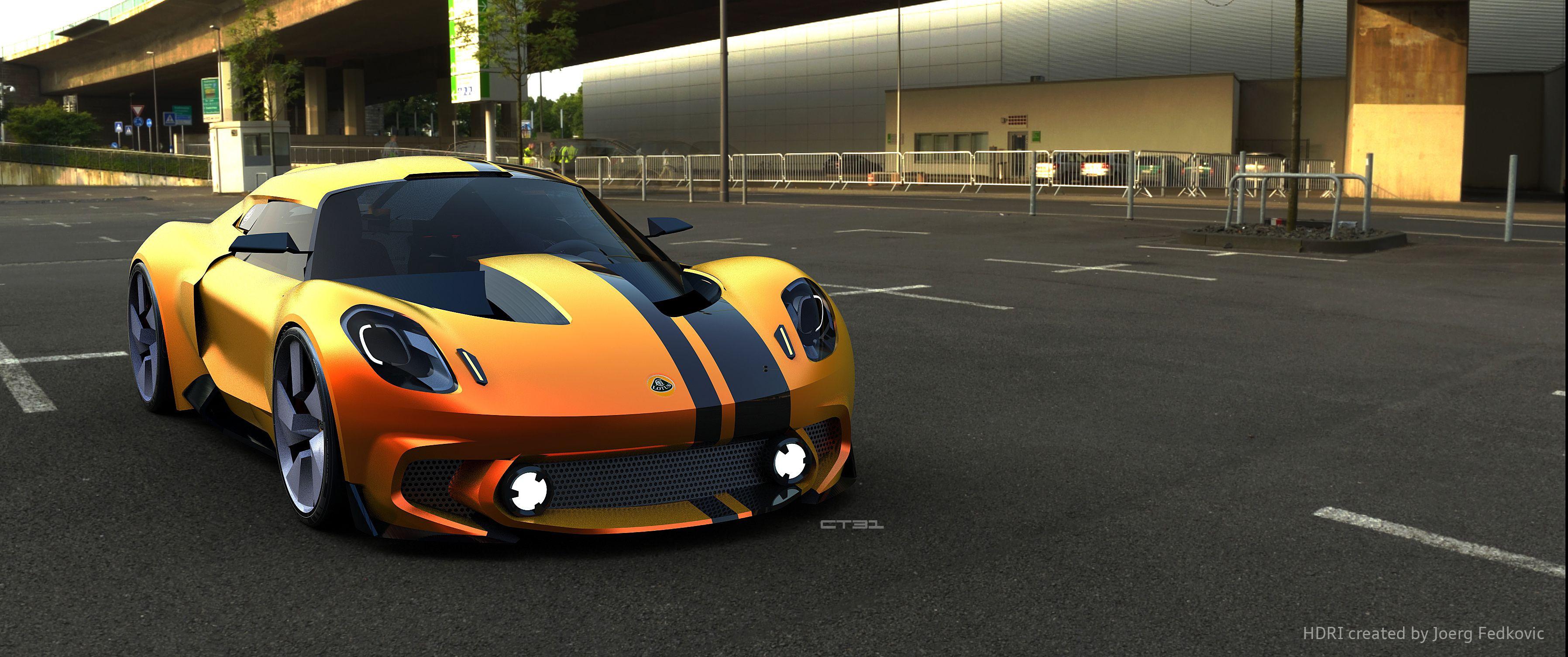 Lotus Elise Mk3 Auta