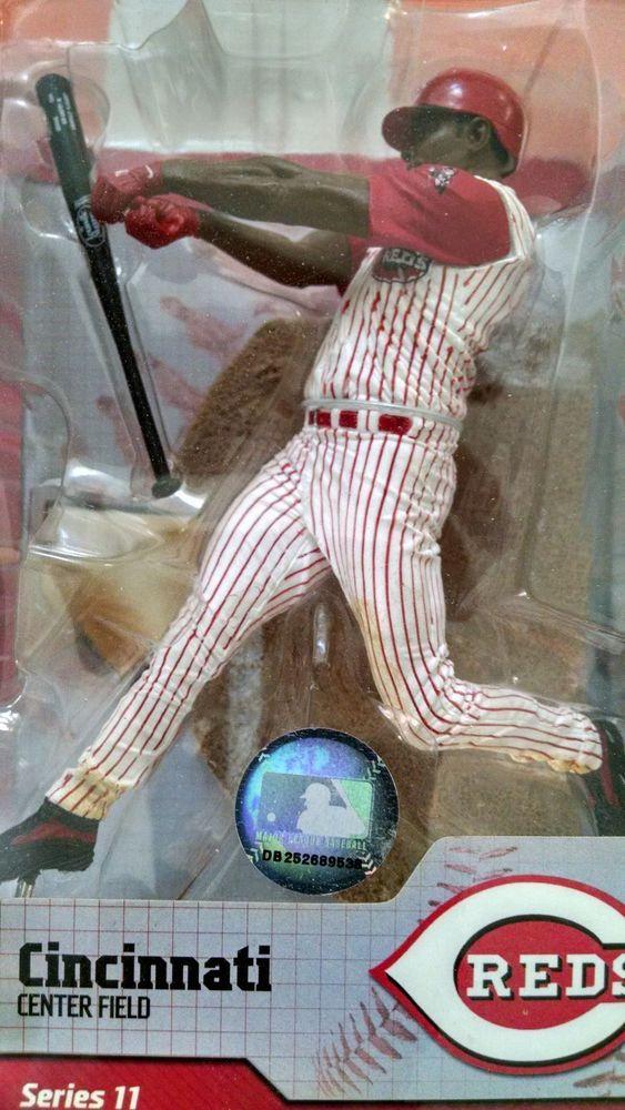 cd238ffea9 2005 McFarlane Baseball MLB Series 11 #20 Ken Griffey Jr. Action Figure  #McFarlaneToys