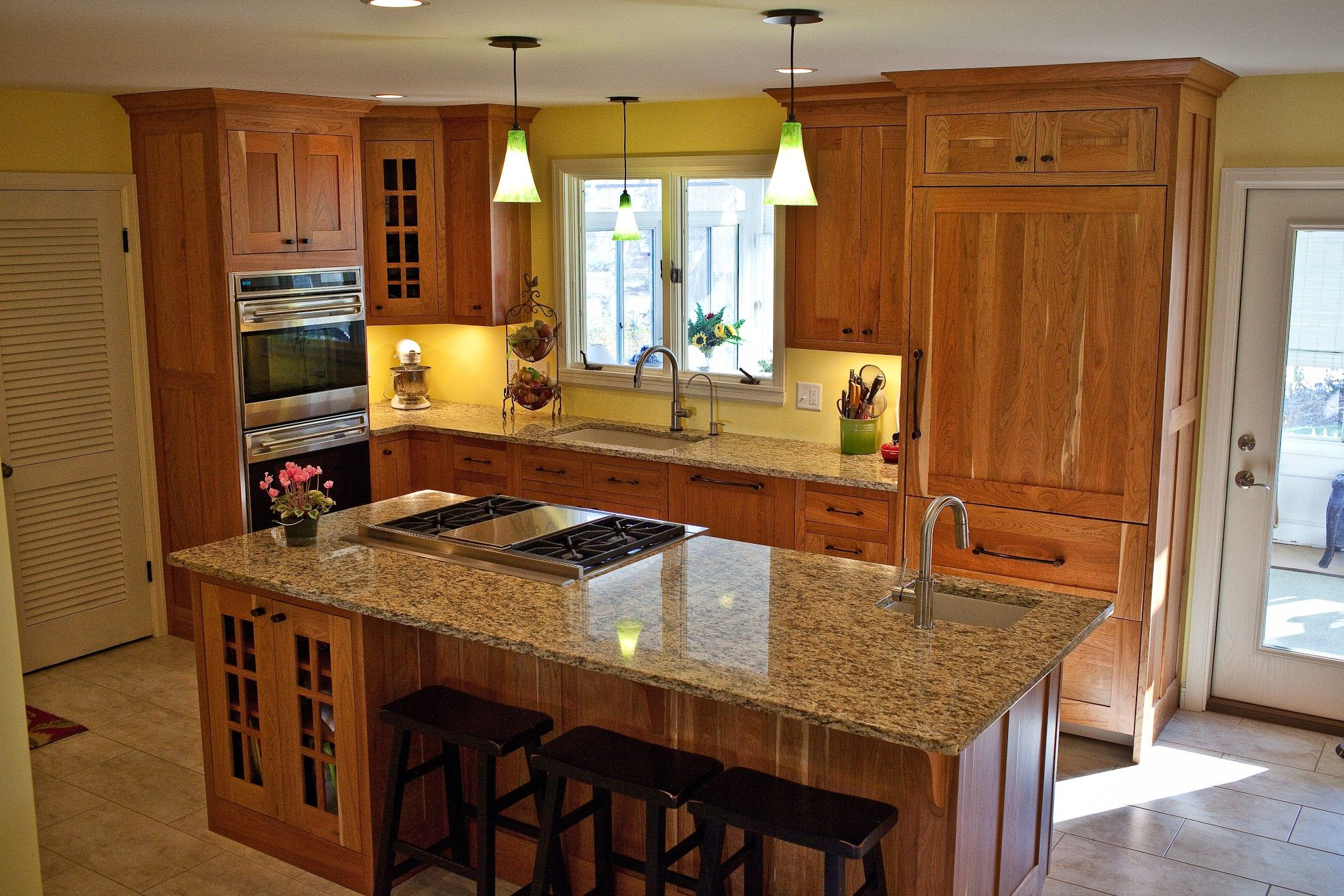 Kitchen Remodel And Redesign By Terry House Design Planning Madison Wisconsin Island Seating Kitchen Remodel Kitchen Island Storage Diy Kitchen Renovation