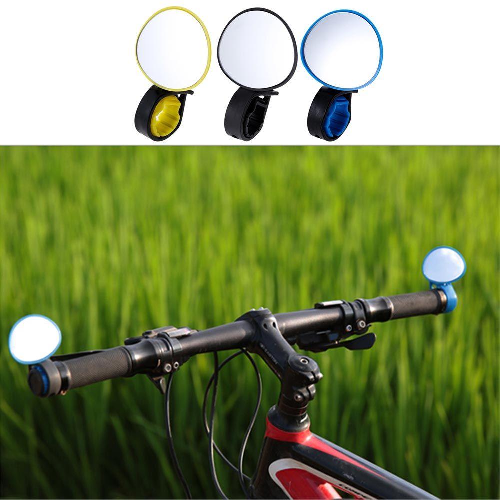 360° Adjustable Bike Handlebar Rear View Mirror for MTB Bike Bicycle Cycling