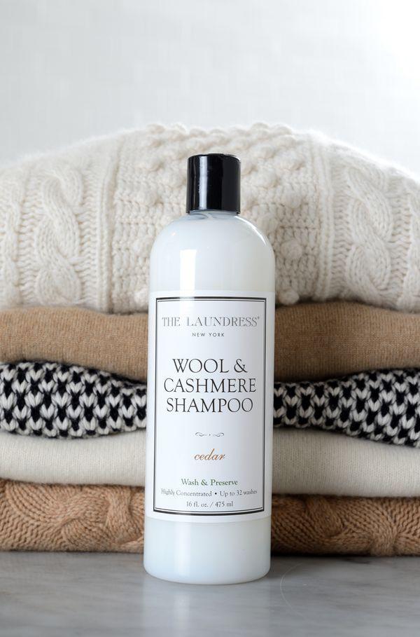 The Laundress 16 Oz Wool Cashmere Shampoo The Laundress Laundress How To Make Light