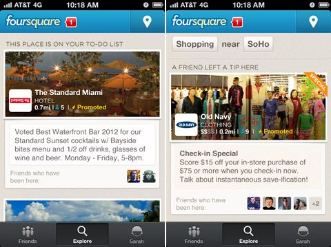 10 Ways to Market Your Business With Foursquare Social