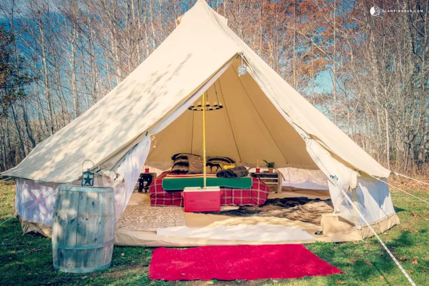 Pop-Up Safari Tents for Luxury Gl&ing Retreats in Nova Scotia Canada & Pop-Up Safari Tents for Luxury Glamping Retreats in Nova Scotia ...