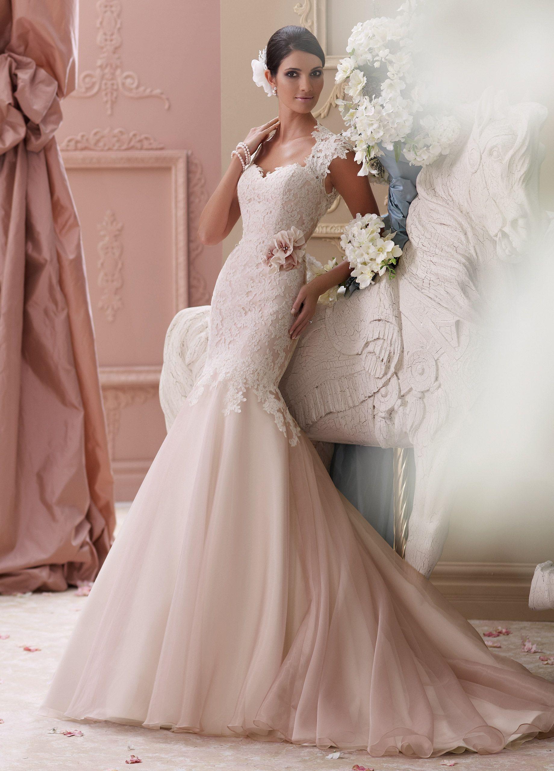 Unique Wedding Dresses Fall 2018 - Martin Thornburg | Wedding ...