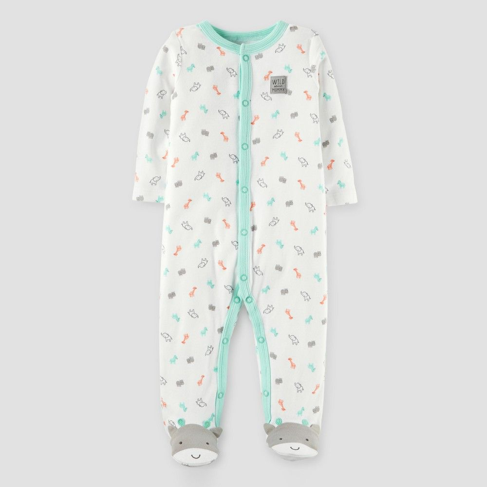 Unisex Baby Giraffe Halloween Clothing Costume 3 Preemie and Newborn Sizes
