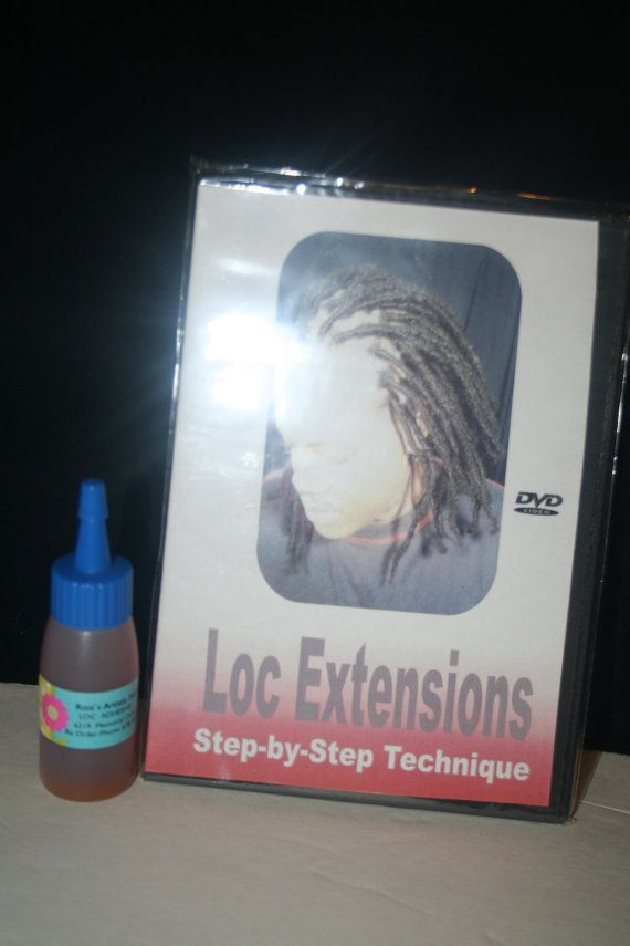 STEP BY STEP Loc extension Dvd instructional by AnkaraStyles2014