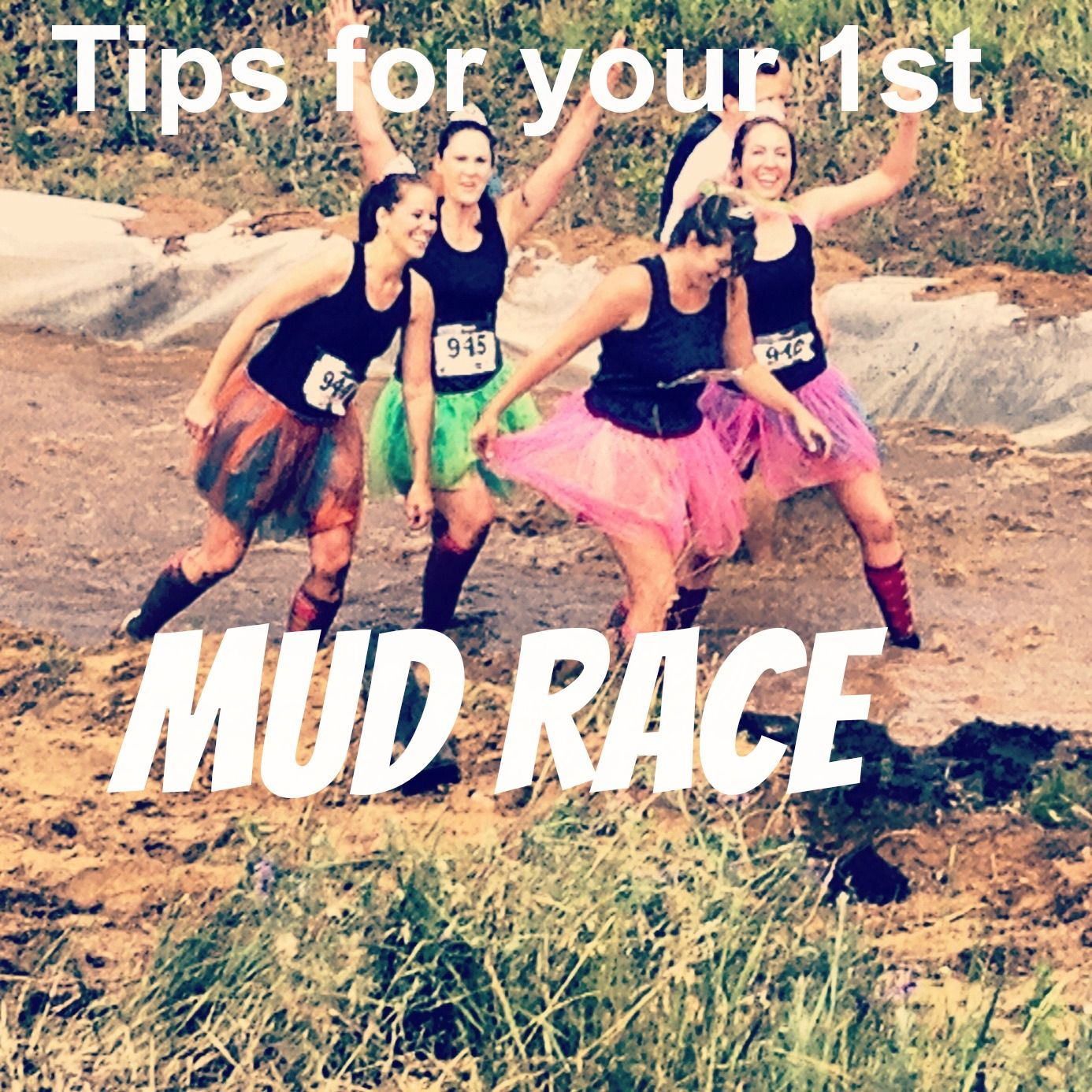 12 Tips You Need To Know Before Your 1st Mud Race Tough