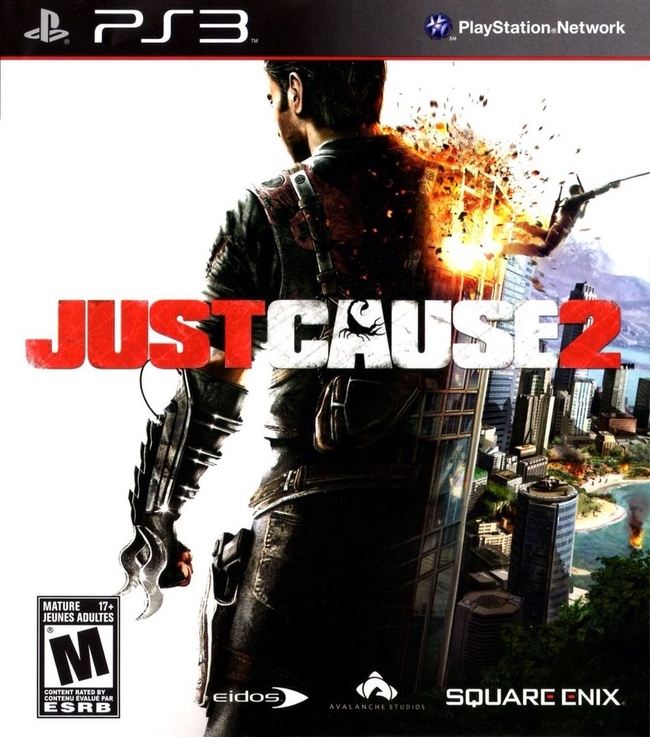 Pin by CK on Video Gaming Just cause 2, Xbox 360 games