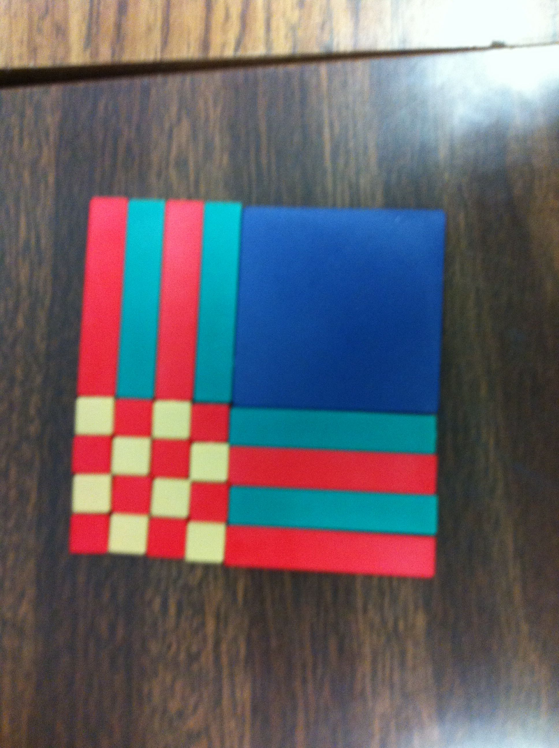 Completing The Square Using Algebra Tiles X 2 8x 16