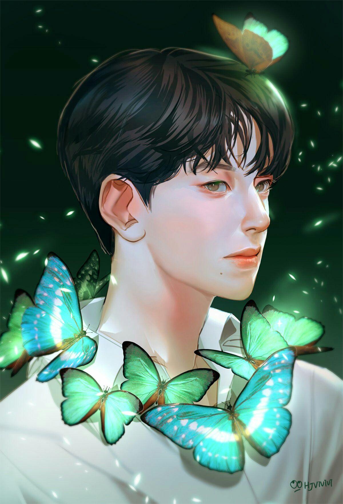 Lee Eunsang Ilustrasi Karakter Ilustrasi Animasi