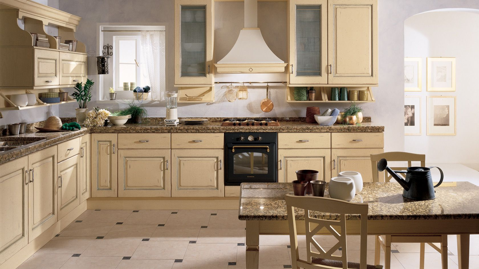 Kitchen Belvedere Scavolini | Palmerston Kitchen | Pinterest ...