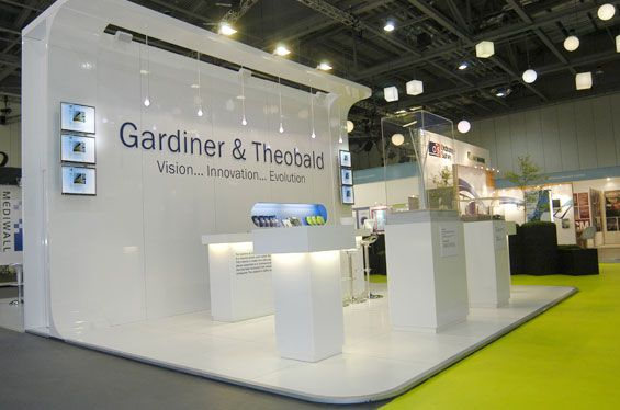 Custom Exhibition Stand Ideas : Bespoke exhibition stand design custom made for your