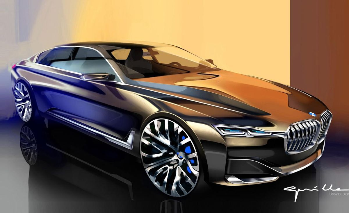 2020 luxury cars best photos Page 5 of 13 Bmw concept