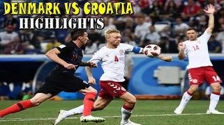 futbol dinamarca vs croacia