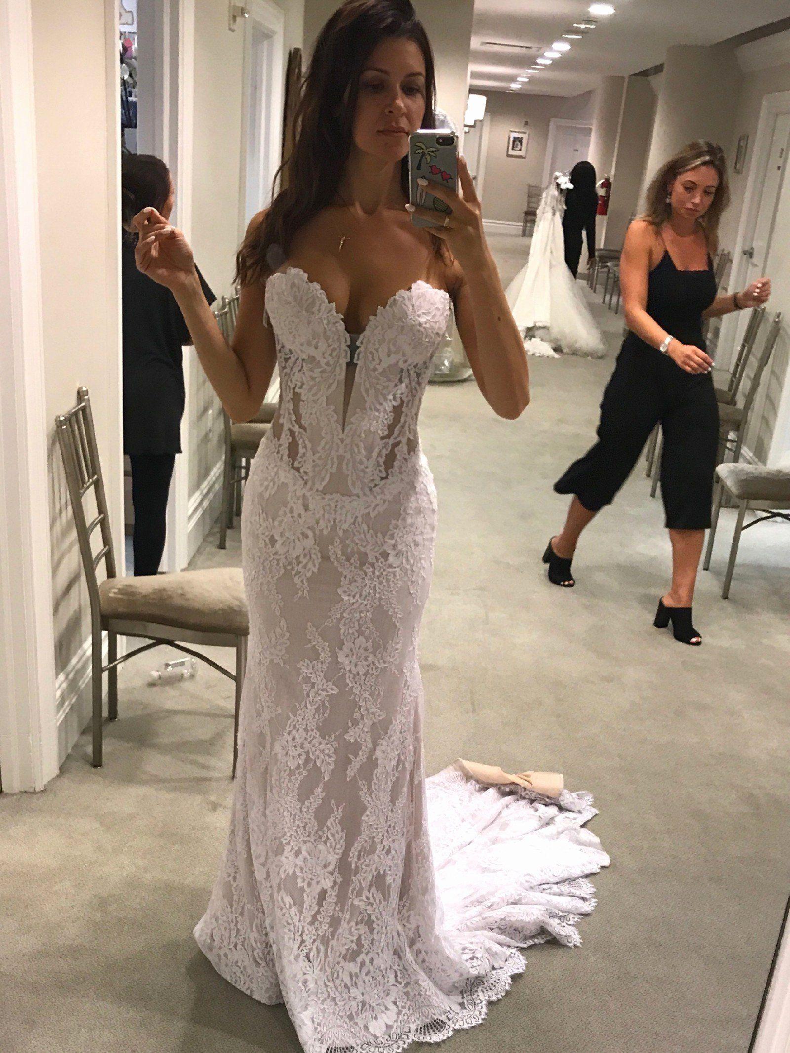 Wedding Dress Alterations Nyc Unique Pnina tornai 4348
