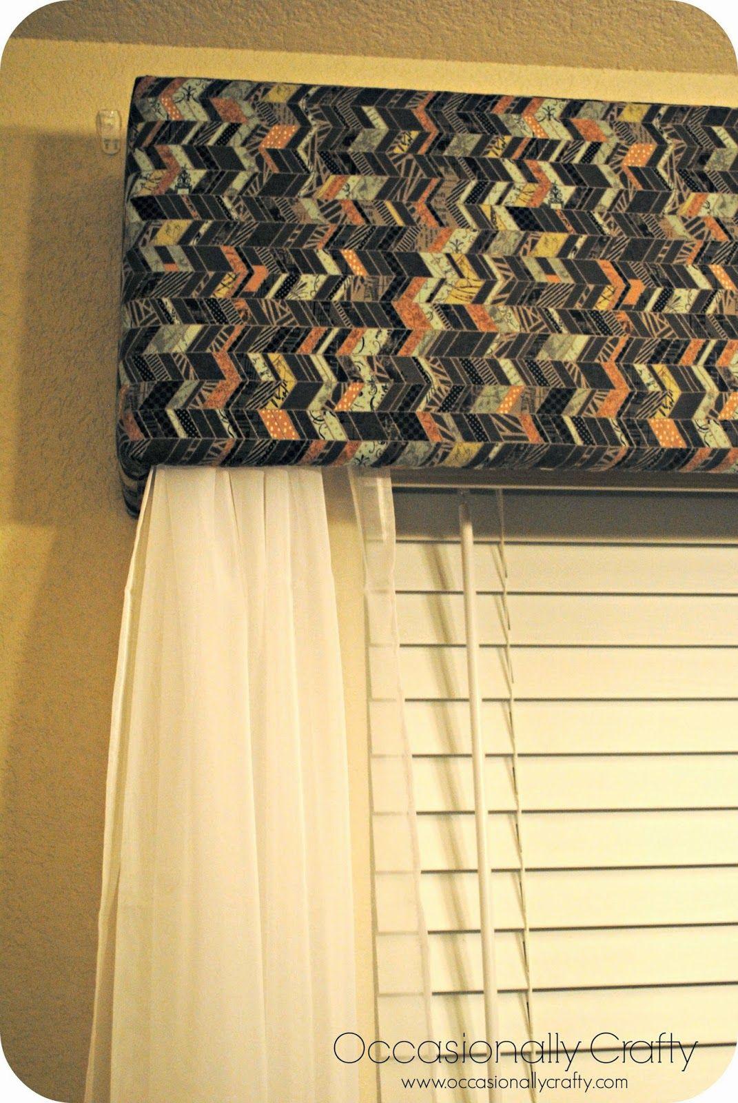 DIY Window Treatments! | Pinterest | Window, Crafty and ...