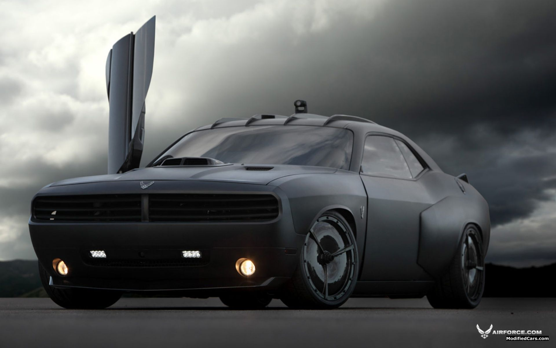 Dodge Challenger Vapor 2010 US Airforce tuned