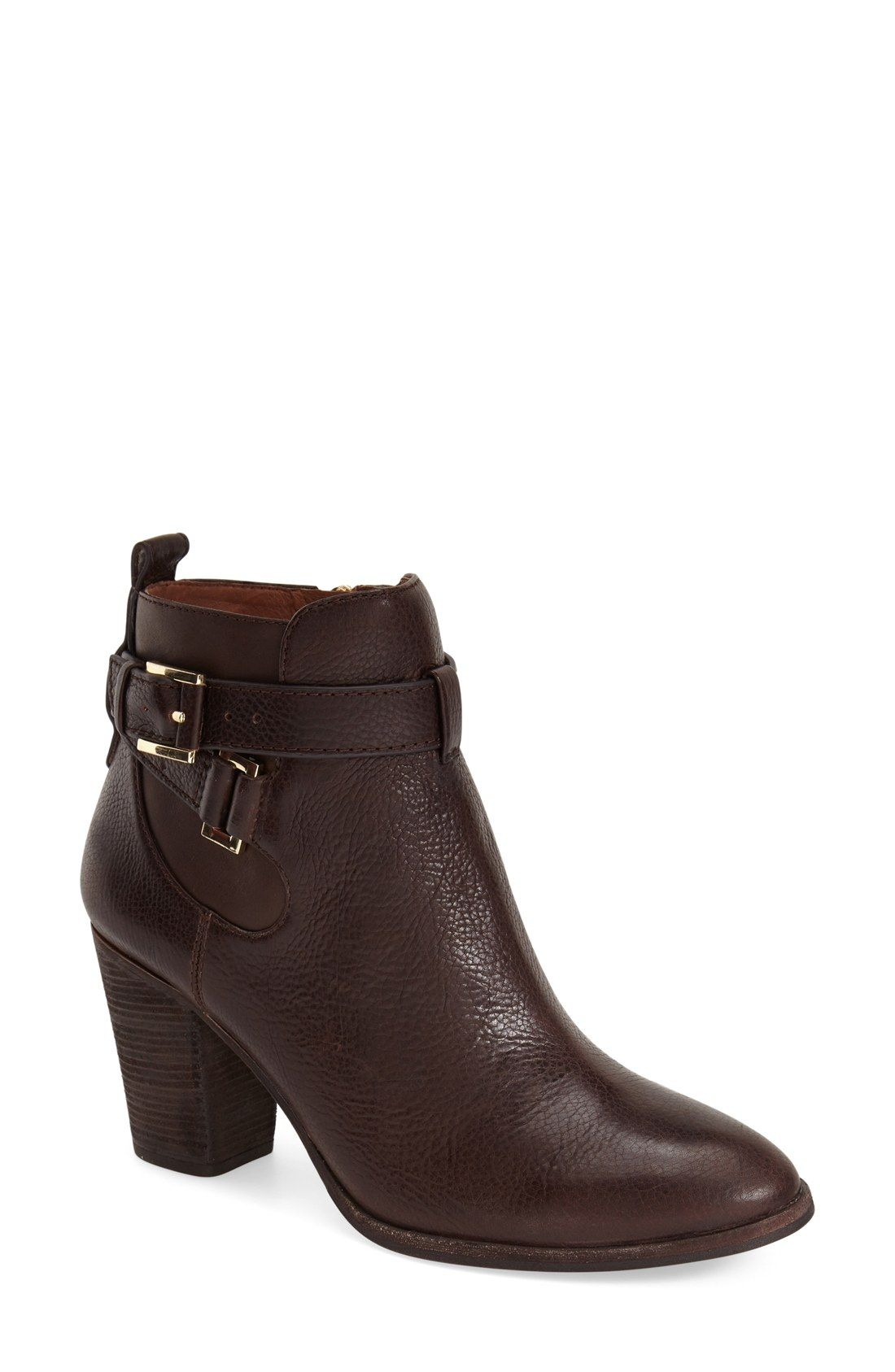 6efd44554f2 Louise et Cie  Vianne  Bootie (Women) from Nordstrom - A nice brown bootie  that s great with your work appropriate look