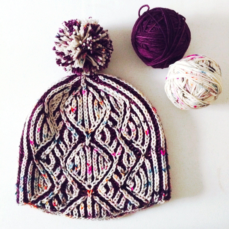 Cobaltoan Knitting Pattern