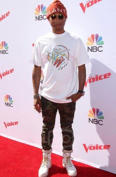 cd955dab Pharrell Williams Los Angeles 2016-04-25 | €£¥p | Pinterest ...