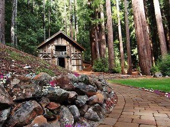 Barn Wedding Lake Tahoe Reception Venues Santa Cruz County Weddings
