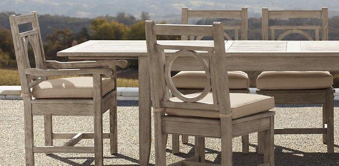 outdoor furniture leagrave restoration hardware i like the rh pinterest com