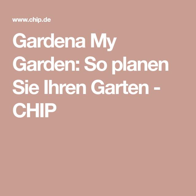 Gardena My Garden: So planen Sie Ihren Garten #beetanlegen