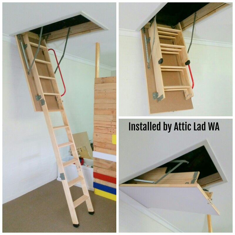 Best Value Loft Ladder In Perth By Attic Lad Wa If You Are Looking At Getting A Loft Ladder Installed In Perth Weste Loft Ladder Ladder Installation