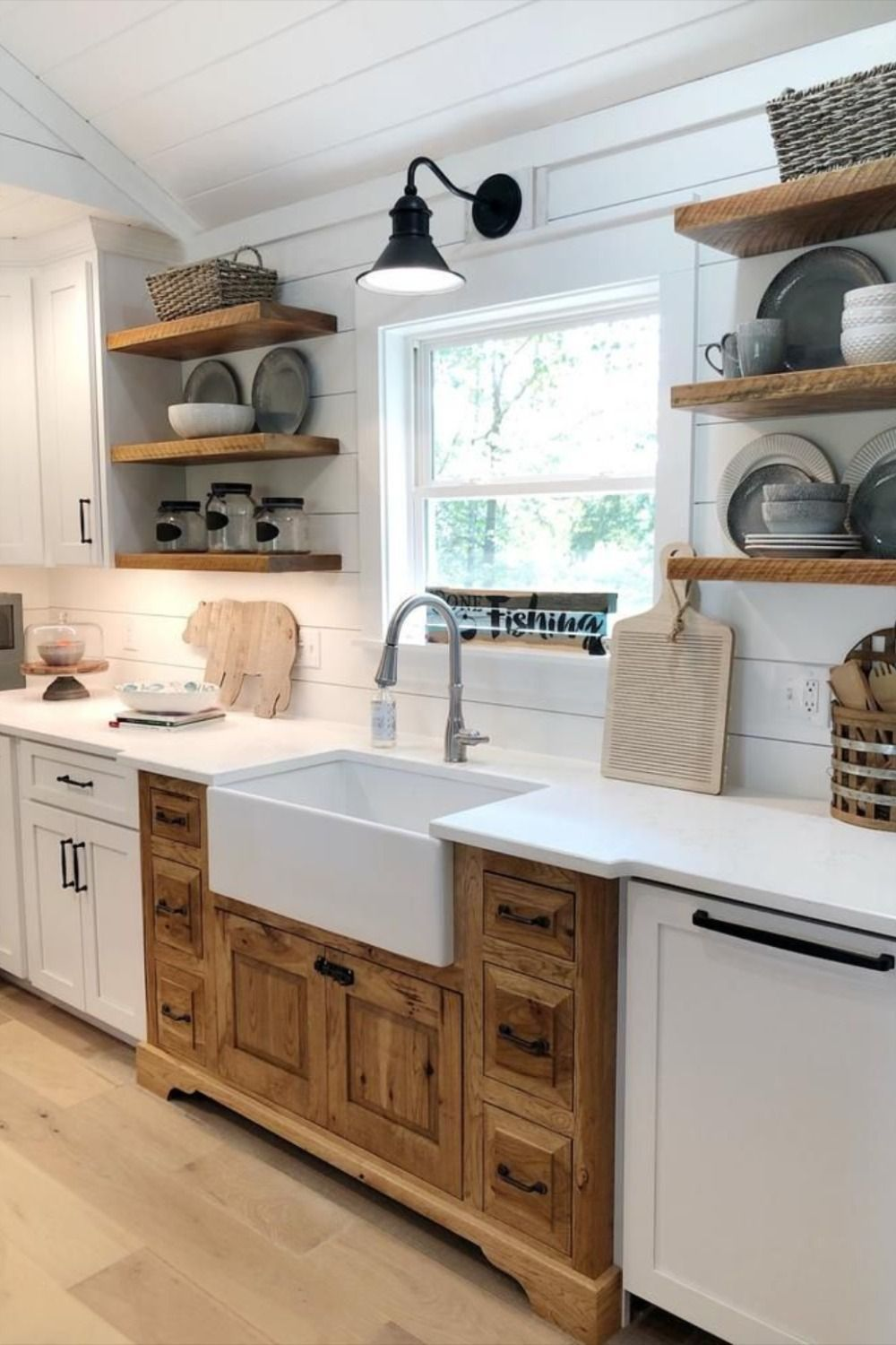 20 Catchy Galley Kitchen Remodel Ideas 2020 Tips Trends In 2021 Farmhouse Style Kitchen Kitchen Style Galley Kitchen Remodel