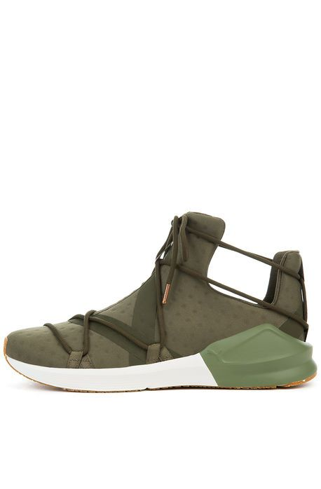 Puma Sneaker Fierce Rope VR Olive Night Whisper White  a07206518