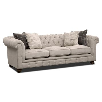 Merveilleux Madeline Upholstery Sofa   Value City Furniture Thousands Cheaper And A  Look Alike To Restoration Hardware!